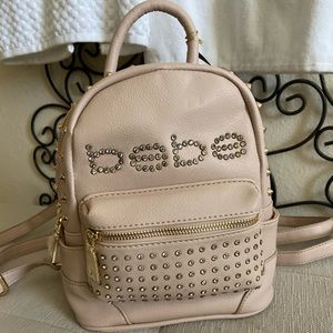 bebe small back pack